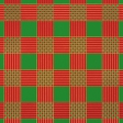 Paper - Christmas checkered
