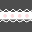 Ribbon – Baby/Child in white