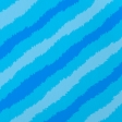 Paper – Torn stripes in blue