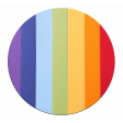 Button – Rainbow