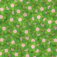 Paper - Spring with pink flowers