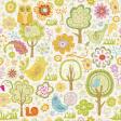 Nature Puzzle Paper