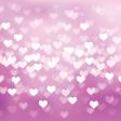 Heart Bokeh Paper