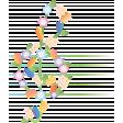 Flowered Clef Note