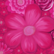 flower paper pink