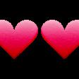 All About Hearts 2017: Felt Heart Border 01