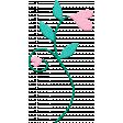 All About Hearts 2017: Felt Heart Flower 02
