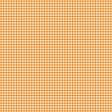 Easter 2017: Paper Gingham 01, Orange