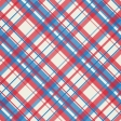 BYB 2016: Independence Day, Patterned Paper, Plaid 01