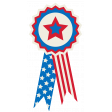BYB 2016: Independence Day, Patriotic Ribbon 01