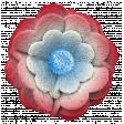 BYB 2016: Independence Day, Flower, Felt 01