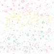 BYB Unicorn Paper, Rainbow Bokeh 01