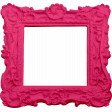 BYB 2016: Bright-ish Frame, Pink