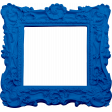 BYB 2016: Bright-ish Frame, Blue