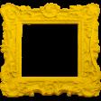BYB 2016: Bright-ish Frame, Yellow