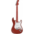 October 2020 Blog Train: Stonewashed Denim, Guitar, Red