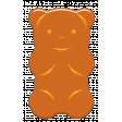 October 2020 Blog Train: Stonewashed Denim, Gummy Bear, Orange