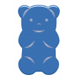 October 2020 Blog Train: Stonewashed Denim, Gummy Bear, Blue