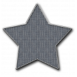 October 2020 Blog Train: Stonewashed Denim, Bling Star