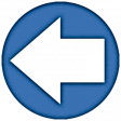 October 2020 Blog Train: Stonewashed Denim, Circle, Arrow, Blue 01
