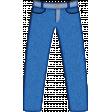 October 2020 Blog Train: Stonewashed Denim, Blue Jeans 01