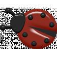 October 2020 Blog Train: Stonewashed Denim, Ladybug 01