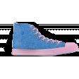 October 2020 Blog Train: Stonewashed Denim, Shoe, Hitop 01, Denim