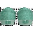 October 2020 Blog Train: Stonewashed Denim, Shoe 03, Green Canvas Floral