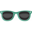 October 2020 Blog Train: Stonewashed Denim, Sunglasses 02, Green