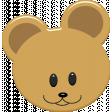 October 2020 Blog Train: Stonewashed Denim, Teddy Bear Face 01