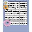 October 2020 Blog Train: Stonewashed Denim, Frame 01, Polaroid, Floral