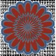 October 2020 Blog Train: Stonewashed Denim: Embroidered Flower 02a