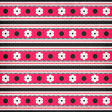 May 2021 Blog Train: Spring Flowers Patterned Paper Flowers 05a