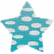 June 2021 Blog Train: Summertime Star, Burlap 01