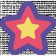 June 2021 Blog Train: Summertime Star 01a