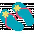June 2021 Blog Train: Summertime Flipflops 01