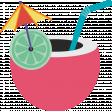 June 2021 Blog Train: Summertime Drink 02