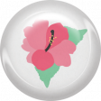 June 2021 Blog Train: Summertime Button 01e, Flower