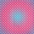 August 2021 Blog Train: Rainbow Unicorn Party Paper Floral Ombre 01