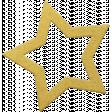 Picnic Day Stars2 Gold