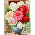 Seriously Floral Pocket Card 07 3x4