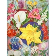 Seriously Floral Pocket Card 18 3x4