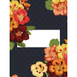 Seriously Floral Pocket Card 42 3x4