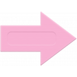 Summer Day Rubber Arrow Pink