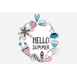 Summer Day Pocket Card 08 4x6