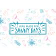 Summer Day Pocket Card 09 4x6