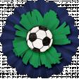 Sports Flower Soccer