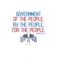 Public Discourse Pocket Card 3x4 Government