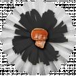 Halloween Layered Flower 2
