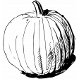 Vintage Image Pumpkin 4